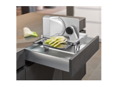 Built-in food slicer AES 62 SR