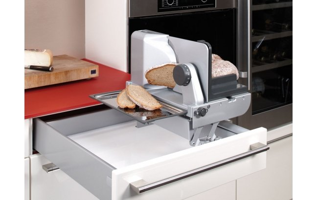 Built-in food slicer BFS 62 SR-H