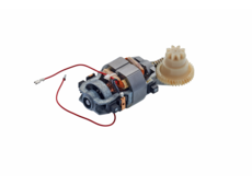 Motor with a white gear (right-handed operated)